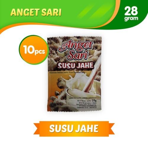 Foto Produk Anget Sari Susu Jahe 10 pcs dari Forisa Store