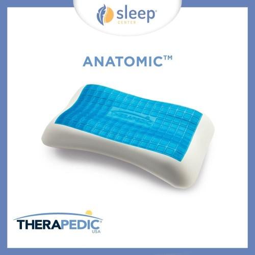 Foto Produk SLEEP CENTER Therapedic Anatomic Gel Pillow / Bantal dari SLEEP CENTER