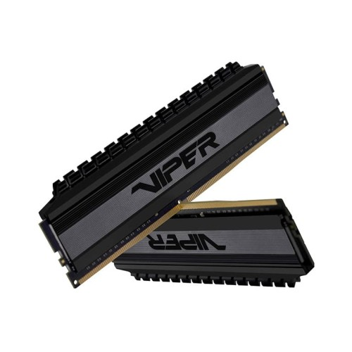 Foto Produk Patriot 16G (8GX2) DDR4 3600 Mhz 16GB Viper Black Out PVB416G360C7K dari silicon ONE Computer