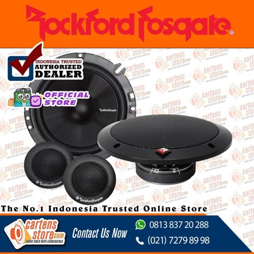 Foto Produk Speaker Rockford Fosgate Prime R165-S by Cartens-Store.Com dari Cartens Store