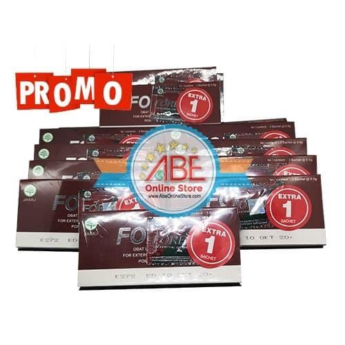 Foto Produk Foredigel Anti Septik Pria Bikin Pria Tanpa Tanding Di Ranjang dari Abe Online Store