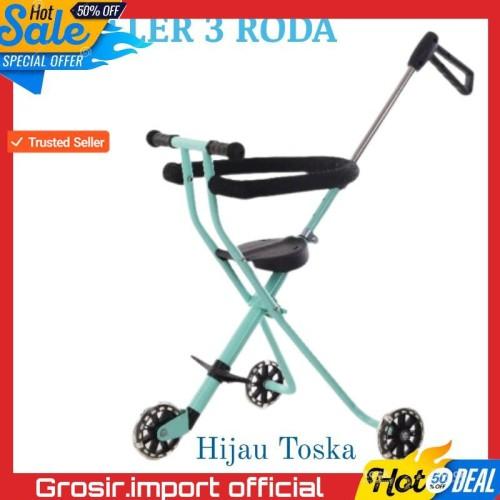 25+ Stroller roda 3 lipat info