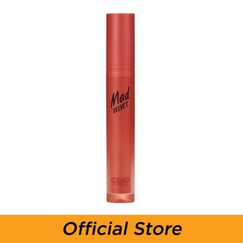 Foto Produk Clio Professional Mad Velvet Tint 05 GLAZED MOCHA dari Clio Professional