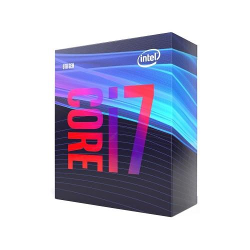 Foto Produk Intel Core i7 9700 Coffee Lake 8-Core 3.0 GHz Upto 4.7 GHz - LGA 1151 dari J&J online