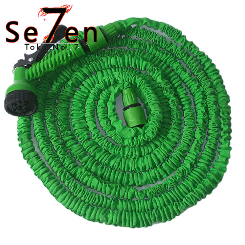 Foto Produk Selang Air Magic Hose 15m / 50ft (Selang Air Magic Hose) - Hijau dari Toko No.7