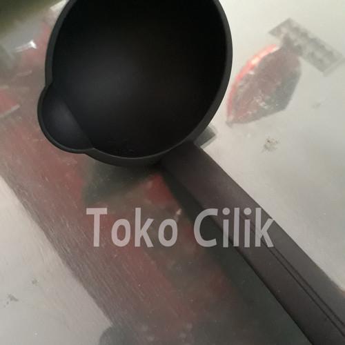 Foto Produk laddle/nylon/38cm/sendok/spoon/kuah/sayur/adonan/sauce/saos/topping dari Tbk Cilik