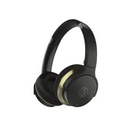 Foto Produk Audio Technica ATH AR3BT Wireless Headphone-hitam dari Hadcom Computer