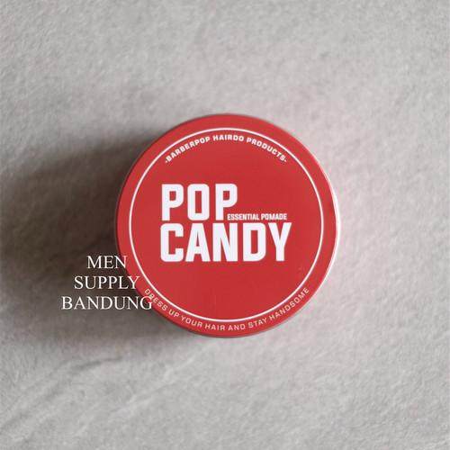 Foto Produk Barberpop Pop Candy Essential Pomade 3.5 oz (100 gr) FREE SISIR dari PT. Men Supply Bandung