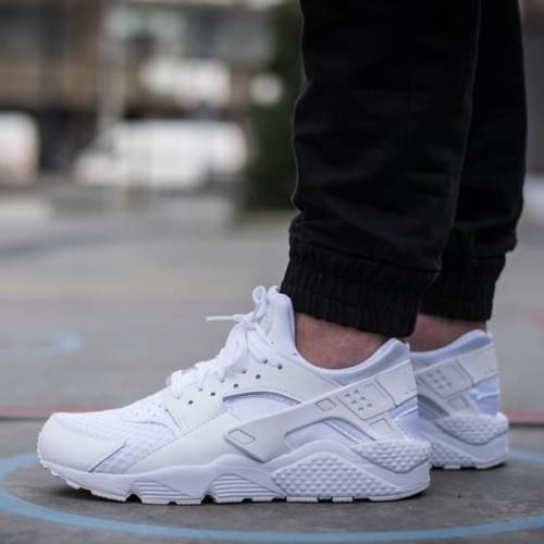 Nike Huarache Ultra Triple White