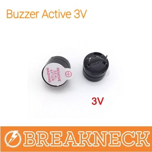 Foto Produk Buzzer Active 3V dari Breakneck
