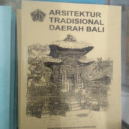 Foto Produk Arsitektur tradisional Daerah Bali dari Hare Krishna
