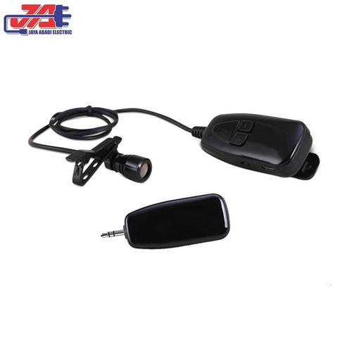 Foto Produk Microphone Jepit wireless 2,4G Bluetooth dari Jaya Abadi Electric