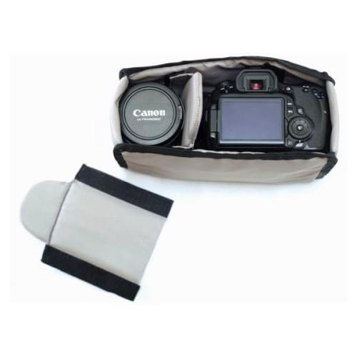 Foto Produk Tas Busa Kamera Camera Bag Ninenine Compartment Basic Original Murah dari Bebez  Shop