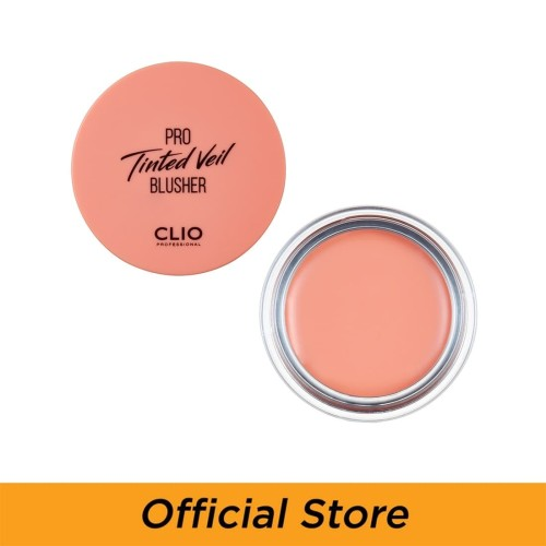 Foto Produk Clio Professional Pro Tinted Veil Blusher 005 Keep It Real dari Clio Professional