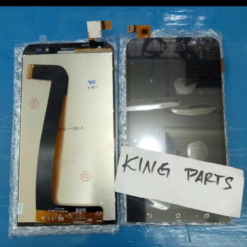 Foto Produk LCD + TOUCHSCREEN ASUS ZENFONE GO 5,5 ZB552KL X007D ORIGINAL - Hitam dari KING sparepart