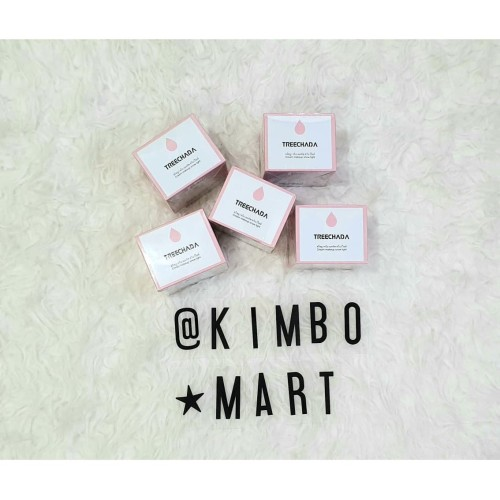 Foto Produk Tree Chada Cream Makeup Muscle Snow Light Original 100% Thailand dari Kimbo Mart