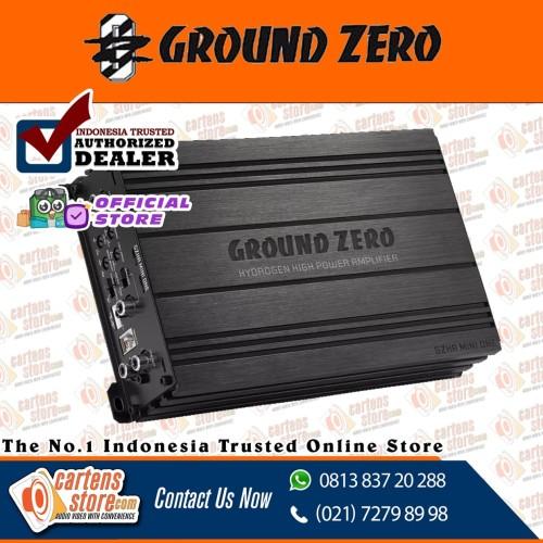 Foto Produk Power Amplifier Ground Zero GZHA Mini One by Cartens-Store.Com dari Cartens Store