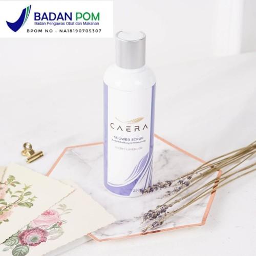 Foto Produk CAERA Shower Scrub - Sabun Mandi - Shower Soap - BPOM dari Aurora Star Shop