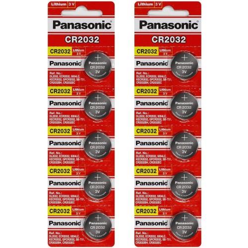 Foto Produk PANASONIC Batery CMOS CR2032 Original murah mantap dari matahari terang prima