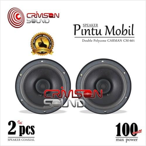 Foto Produk Speaker pintu mobil 6.5'' Carman CM-601 dari Crimson Sound