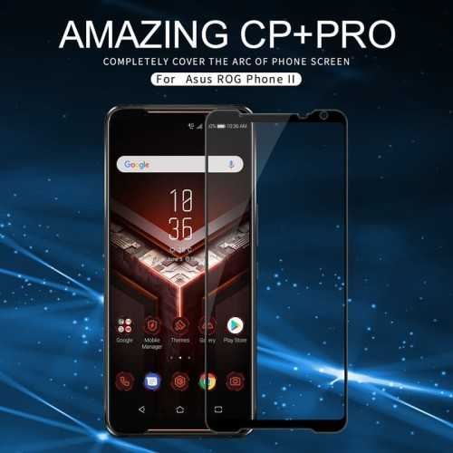 Foto Produk Tempered glass Nillkin cp+ cpplus pro Asus Rog Phone II - 7ff3 dari waroenk aksesoris ori