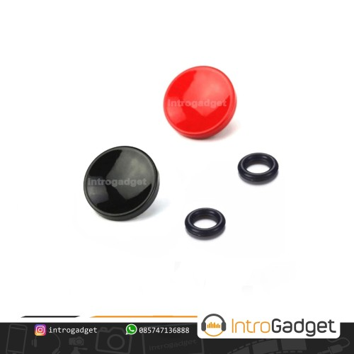 Foto Produk Soft Shutter Button Release Cekung Concave Mirrorless Tombol - Hitam dari Introgadget