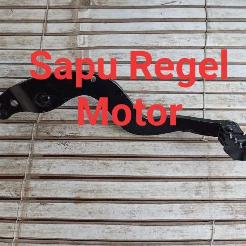 Foto Produk pedal rem klx 150 lipat model SE dari Sapu Regel Motor