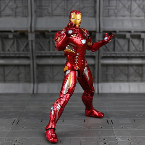 Foto Produk Iron Man Mark 50 Action Figure Recast dari Waroeng Figure