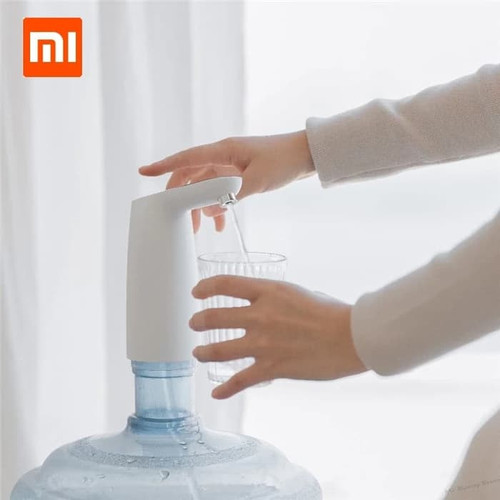 Foto Produk Xiaomi Water Pump with Usb Cable (Pompa Galon Air) dari Xiaomi_Olshop
