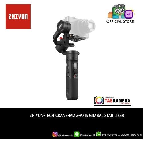 Foto Produk ZHIYUN CRANE M2 3 AXIS GIMBAL STABILIZER - TASKAMERAID dari taskamera-id