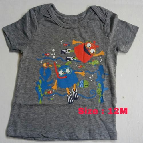 Foto Produk Atasan Anak Size 12M dari Navara_Kids