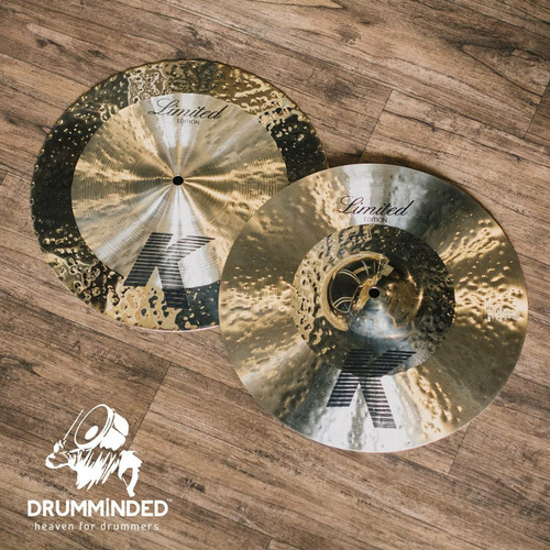 Foto Produk Zildjian K Custom Hybrid Reversible Hihat 14 dari drumminded