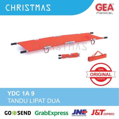 Foto Produk GEA Tandu Lipat 2 / Folding Strecher YDC-1A9 dari Christmas Underpad