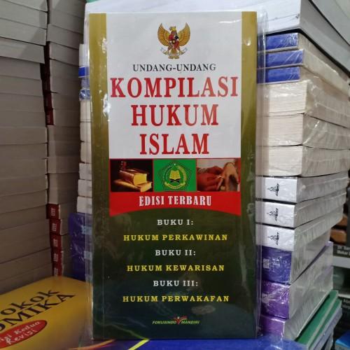Foto Produk UU KOMPILASI HUKUM ISLAM ED TERBARU dari Dapur Ilmu