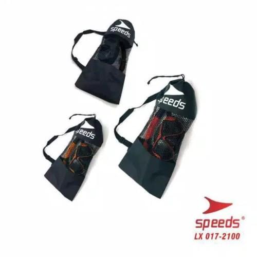 Foto Produk Alat kacamata selam masker selam alat snorkling diving mask speeds2300 - Merah dari Samudrastore888