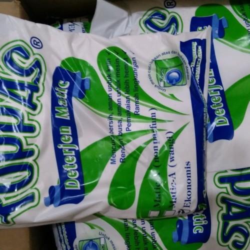 Foto Produk Detergen deterjen bubuk matic wangi EKONOMIS - TOPPAS - 1KG dari Palemstoreacc