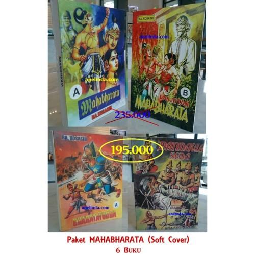 Foto Produk PAKET MAHABARATA EDISI SOFT COVER dari Anelinda Buku Koleksi