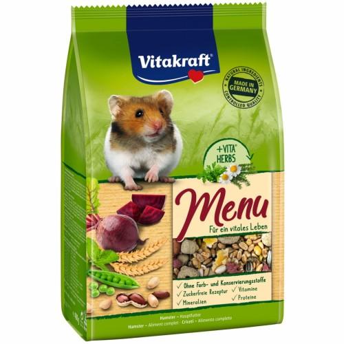 Foto Produk Vitakraft Menu Vital for Hamster 400 g. Makanan Hamster dari Superpet