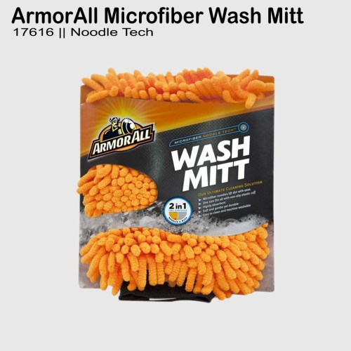 Foto Produk ARMORALL ARMOR ALL 17616 NOODLE WASH MITT 2in1 MICROFIBER NOODLE TECH dari Sukses Indo Variasi