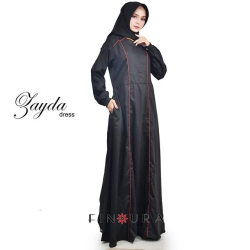 Foto Produk Zayda Dress by Finoura dari finoura