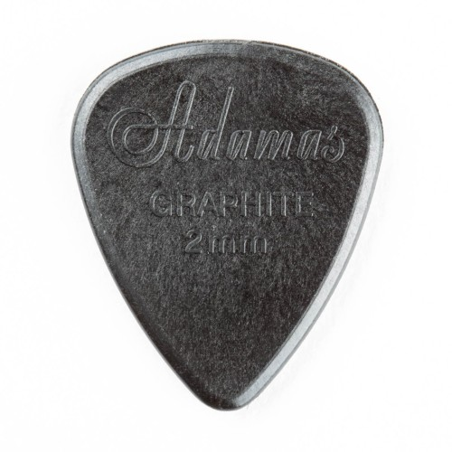 Foto Produk Jim Dunlop 15R Adamas Guitar Picks, Bag of 12 sl dari NET MUSIK