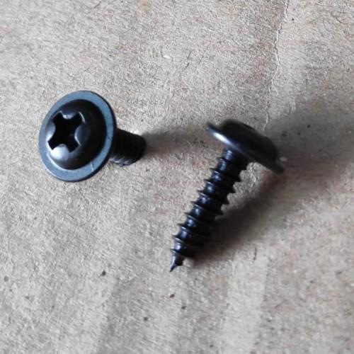 Foto Produk sekrup sanken hitam sekrup tr final hitam dari delta elektronic