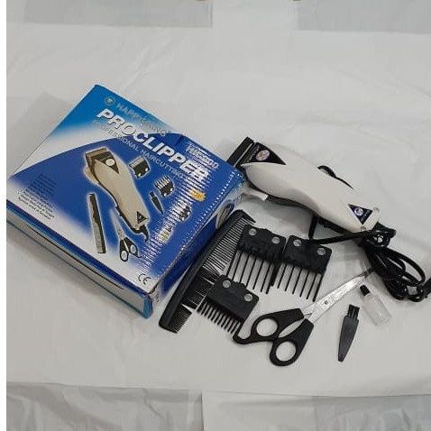 Foto Produk Hair Clipper HAPPY KING Hk 900 / cukur rambut cukuran HK900 dari sumbawa shop
