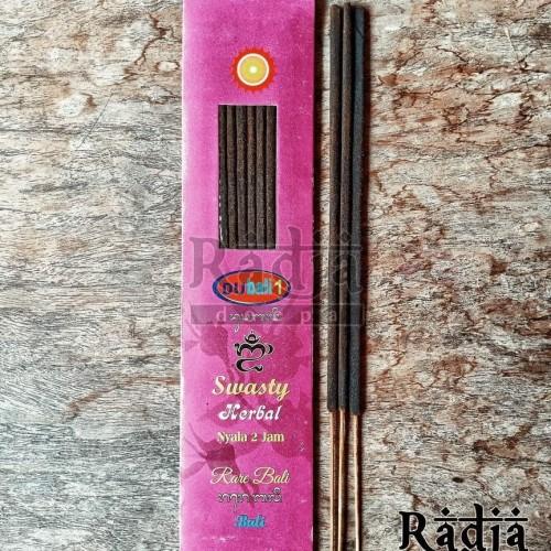 Foto Produk Dupa Hio Ritual Herbal Melati 2 jam 9 batang dari Radja Doepa