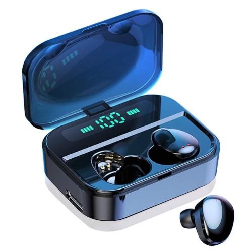 Foto Produk Carel X7 Headset Bluetooth 5.0 Sport Earphone Handsfree Headphone dari Allitems