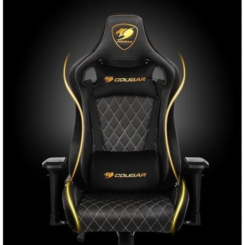 Foto Produk Cougar Gaming Chair Armor S Royal - Gold dari distributorkomputer
