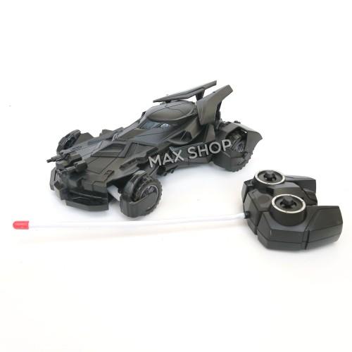 Foto Produk R/C BAT GALAXY CAR - Remote Control Bat mobile / RC Mobil Batman Hitam dari MAXSHOP-ONLINE