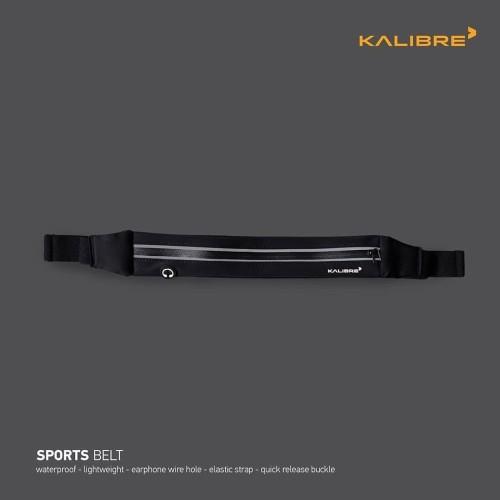 Foto Produk kalibre belt sport - Hitam dari Kalibre Surabaya