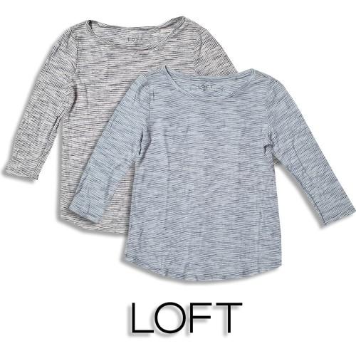 Foto Produk LOFT Long sleeve T shirt dari toko super murah