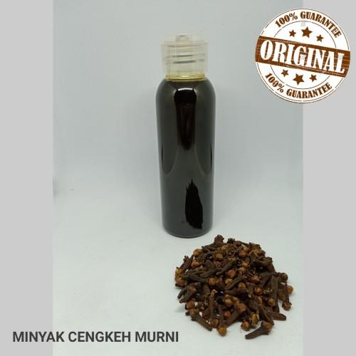 Foto Produk Minyak Cengkeh MURNI / Clove Bud Essential Oil 100ML dari NIO Chemical